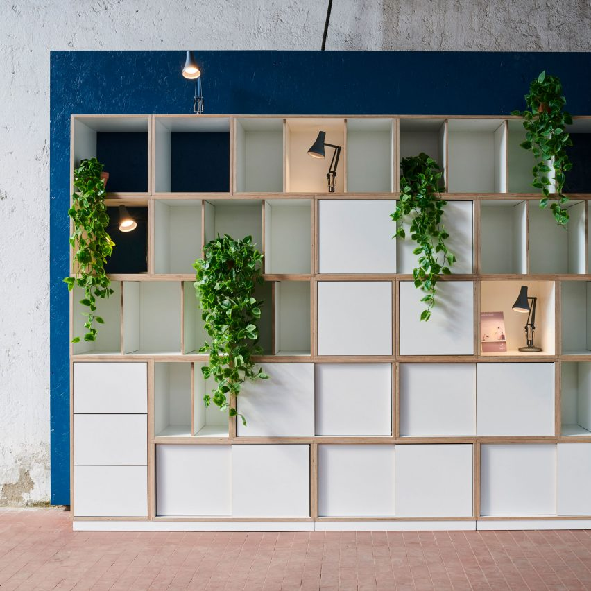 """BOB is a modular storage system by Paul Kelley and Bisley that offers """"infinite configurations"""""""