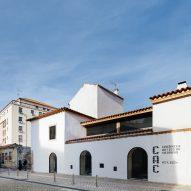 Ceramics factory in Coimbra, Portugal designed by Luisa Bebiano Arquitectos and Atelier do Corvo