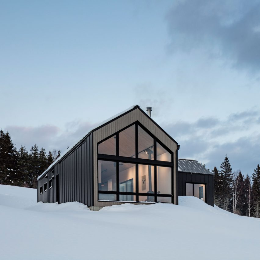 """Atelier Boom-Town completes Quebec getaway """"like a piece of driftwood"""""""