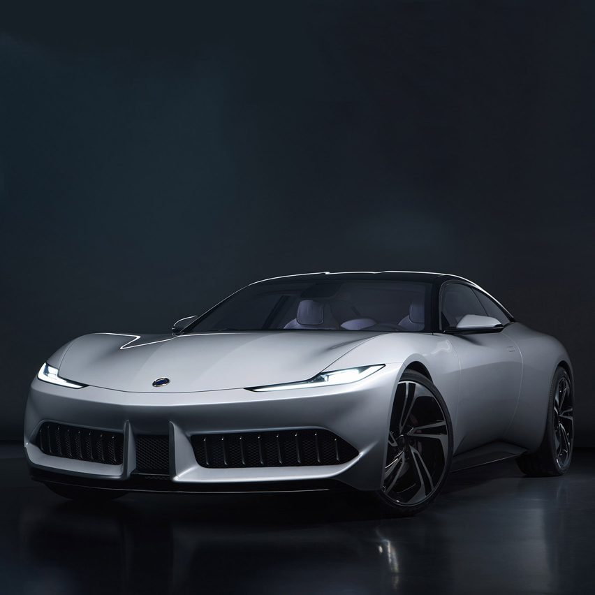 10 electric cars by Chinese car companies at Auto Shanghai 2019: Pininfarina GT by Karma Automotive