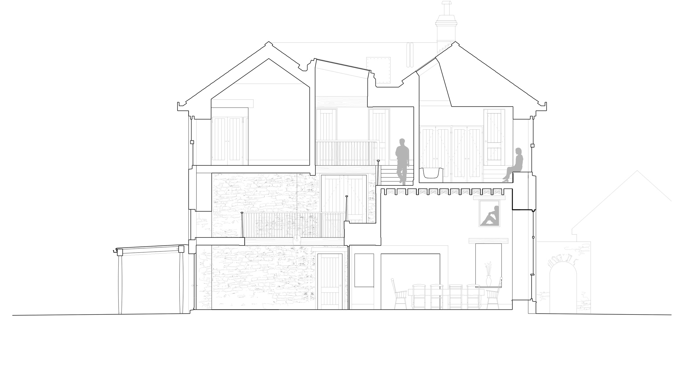 6a Architects creates bright living spaces in revamp of ... on artisan house plans, indies house plans, devon house plans, design source house plans, guam house plans, vampire house plans, celtic house plans, whitmore house plans, bearden house plans, summer camp house plans, southampton house plans, almas house plans, rome house plans, americas house plans, canterbury house plans, pacific northwest house plans, holloway house plans, switzerland house plans, norway house plans, egypt house plans,