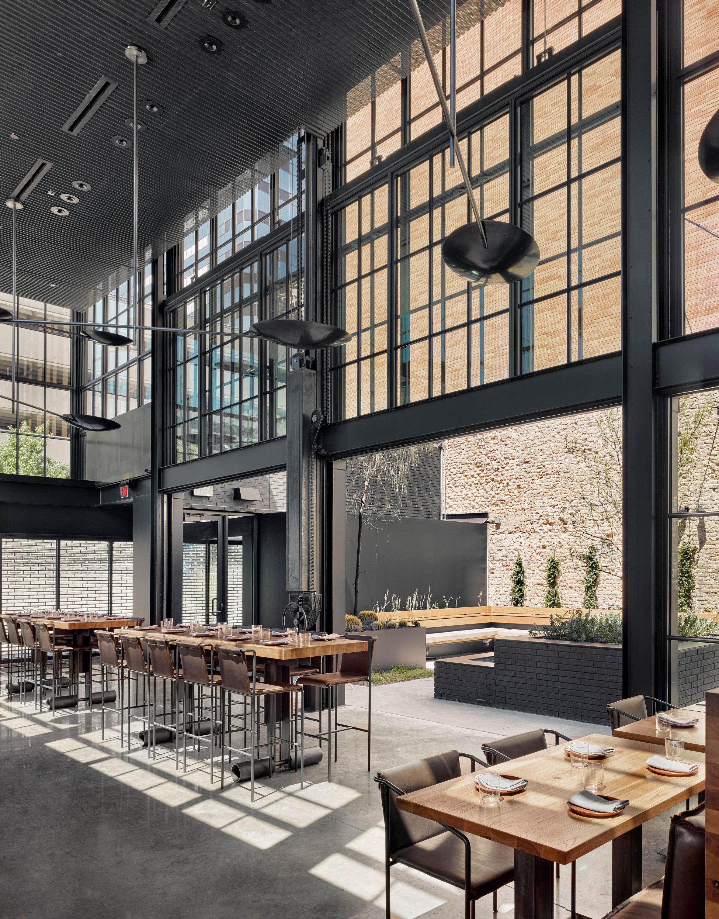 Comedor restaurant in Austin by Olson Kundig