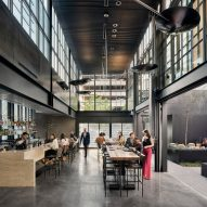 Comedor restaurant in Austin by Olson Kundig