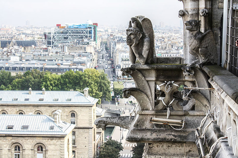 3D printing could be used to rebuild Notre-Dame says Concr3de
