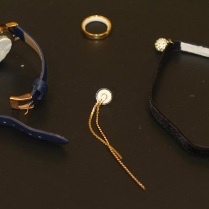 Contraceptive jewellery by Georgia Institute of Technology