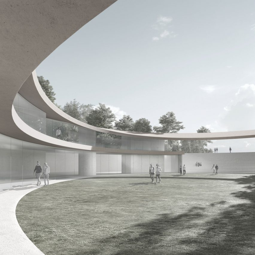 David Chipperfield to convert old barracks into University of Padua campus
