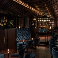 Graham Baba designs moody Deep Dive speakeasy at Amazon's Seattle headquarters
