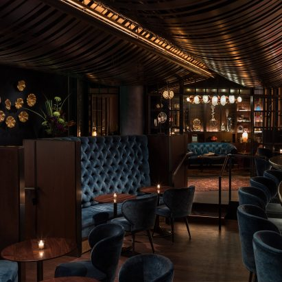 Deep Dive bar in Seattle by Graham Baba Architects