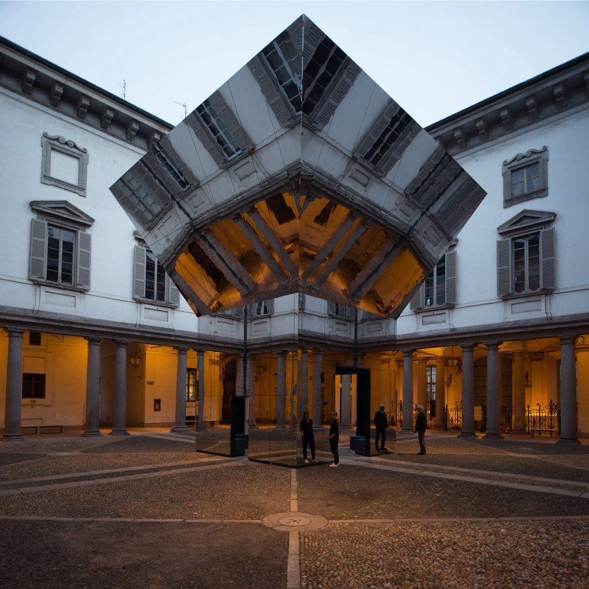 Reflect on Milan design week on Dezeen's new Pinterest board