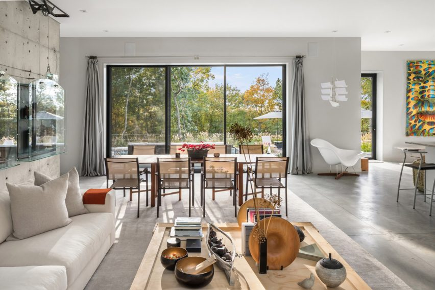 Vibeke Lichten Designs Her Own Concrete Eco House For New York Island
