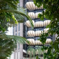 Heatherwick Studio reveals first images of Singapore tower with shell-like balconies