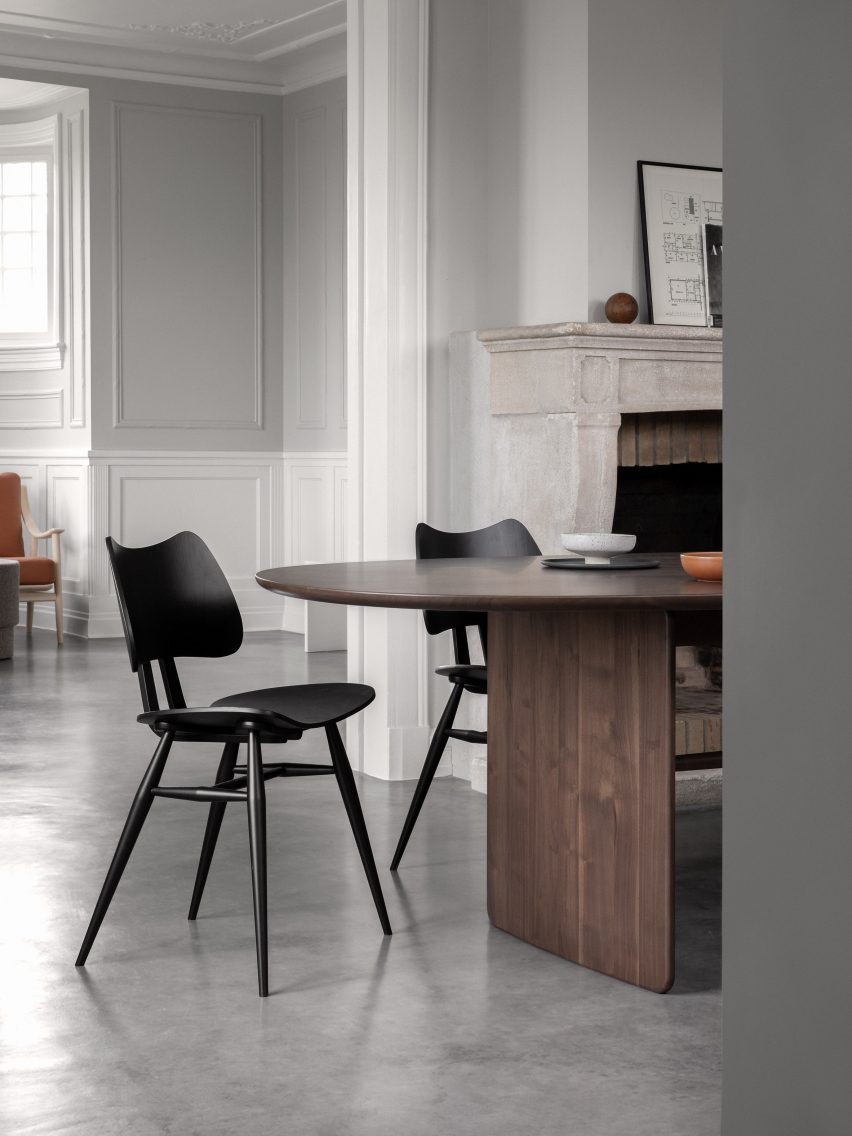 Pennon Table by Norm Architects for Ercol