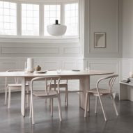 "Ercol and Norm Architects channel ""understated beauty"" for Pennon Table"