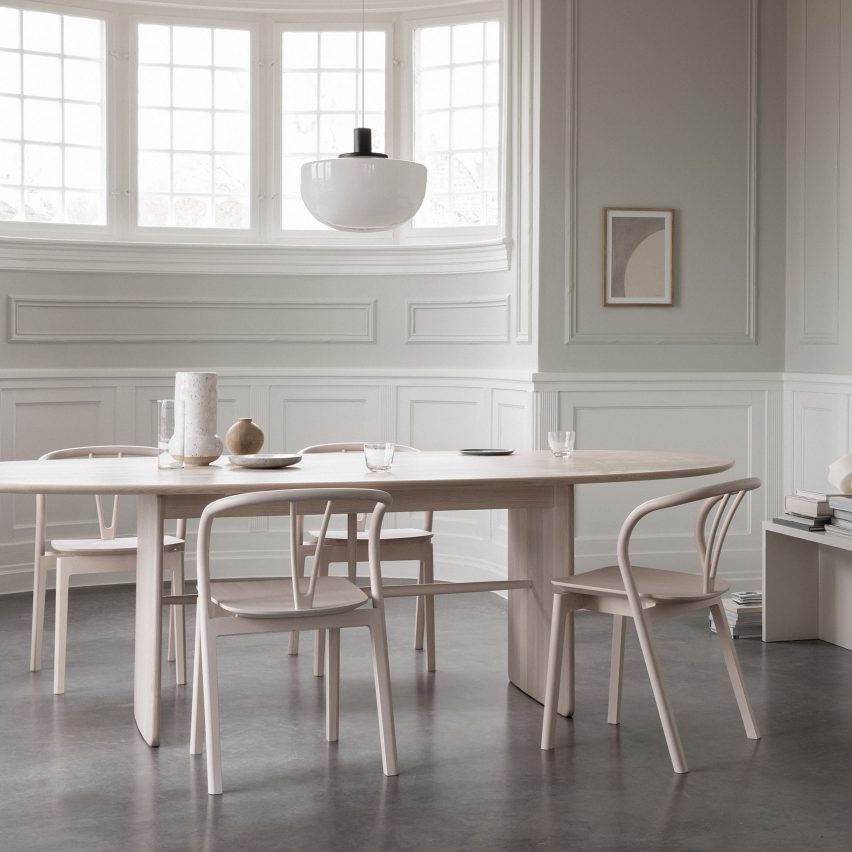 """Ercol and Norm Architects channel """"understated beauty"""" for Pennon Table"""