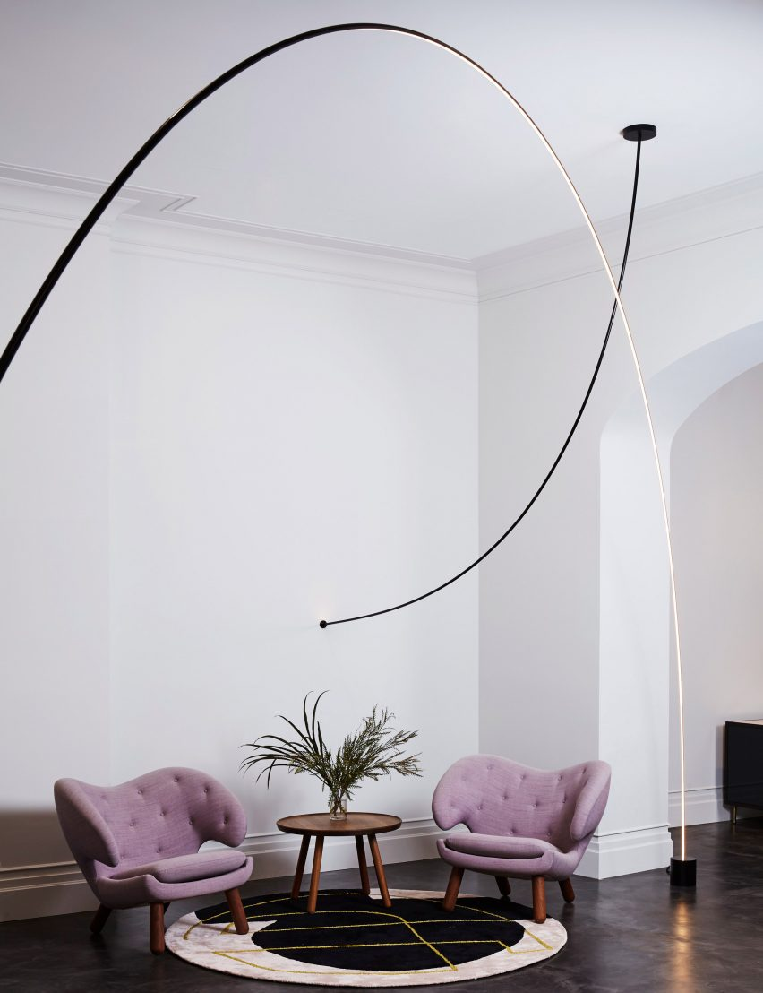 Pole by Phillippe Malouin for Roll & Hill