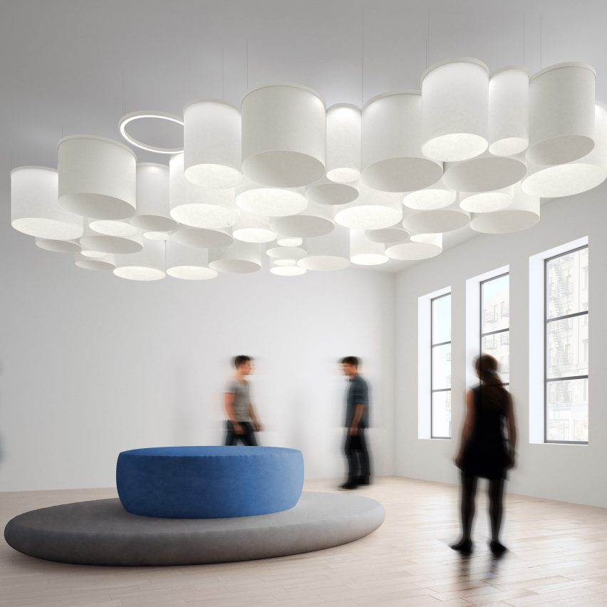 Ripple by BIG for Artemide