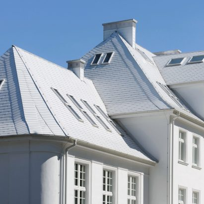 Fakro windows used in Neumann's Villa in Poland