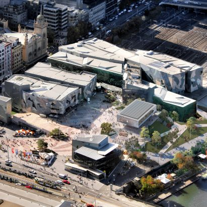 A controversial Apple Store designed by Foster + Partners for Melbourne's Federation Square has been cancelled after plans were blocked by Australian heritage authorities.