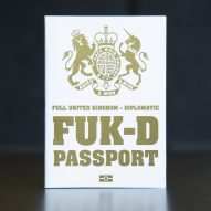 "Proposed UK passport design by Mark Noad ""truly represents our standing in the world"""