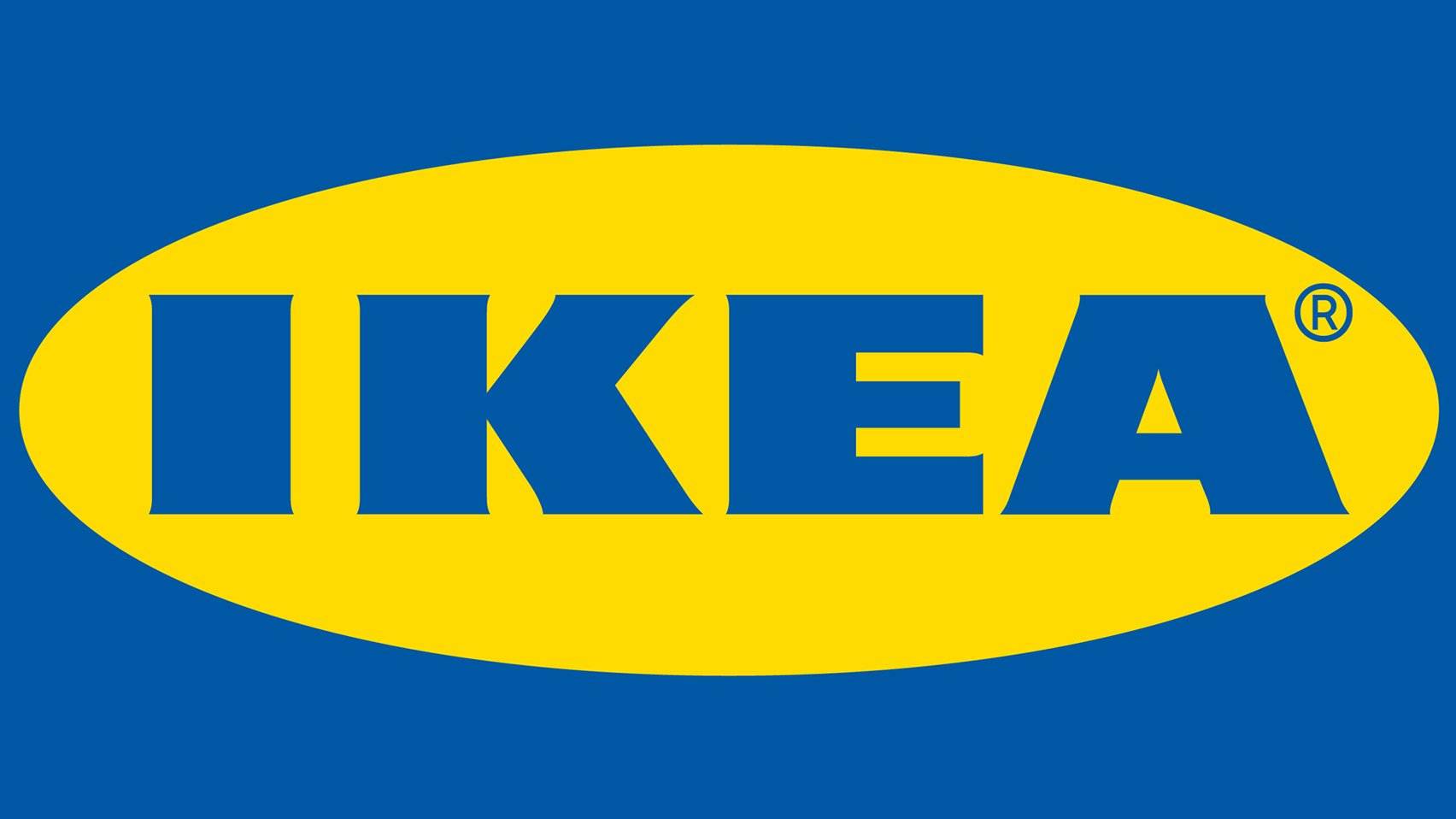 IKEA logo made