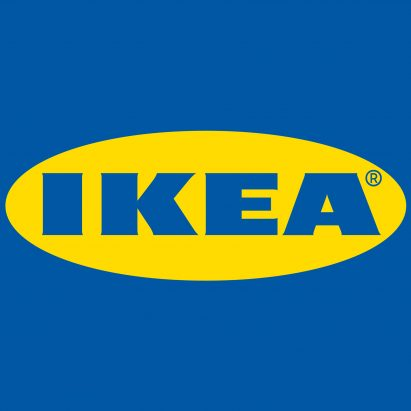 """Seventy Agency """"future proofs"""" IKEA's iconic blue and yellow logo"""