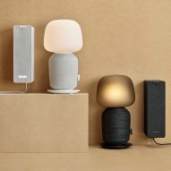 IKEA and Sonos unveil table lamp and bookshelf speakers