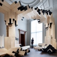 Invisible Landscapes installations explore how virtual reality will change architecture