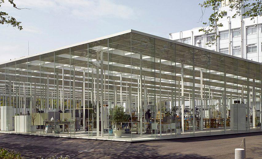 Architecture ethics: Junya Ishigami