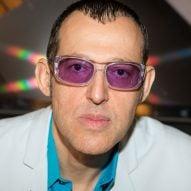 Karim Rashid portrait