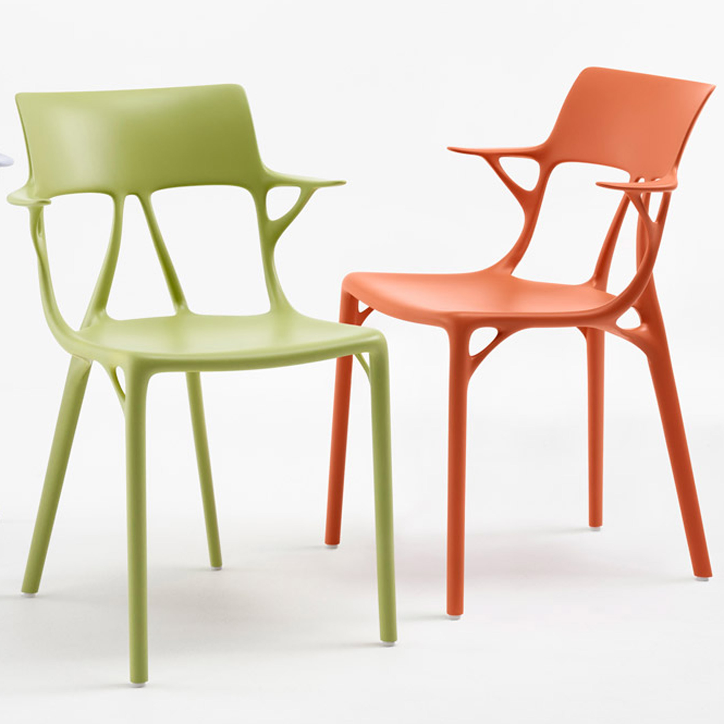 Philippe Starck Design Stoelen.Philippe Starck S A I Chair Is First Chair Designed With