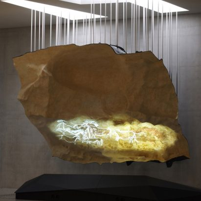 Lascaux International Centre for Cave Art by Casson Mann