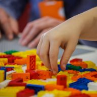 Lego launches Braille Bricks for blind and partially sighted children