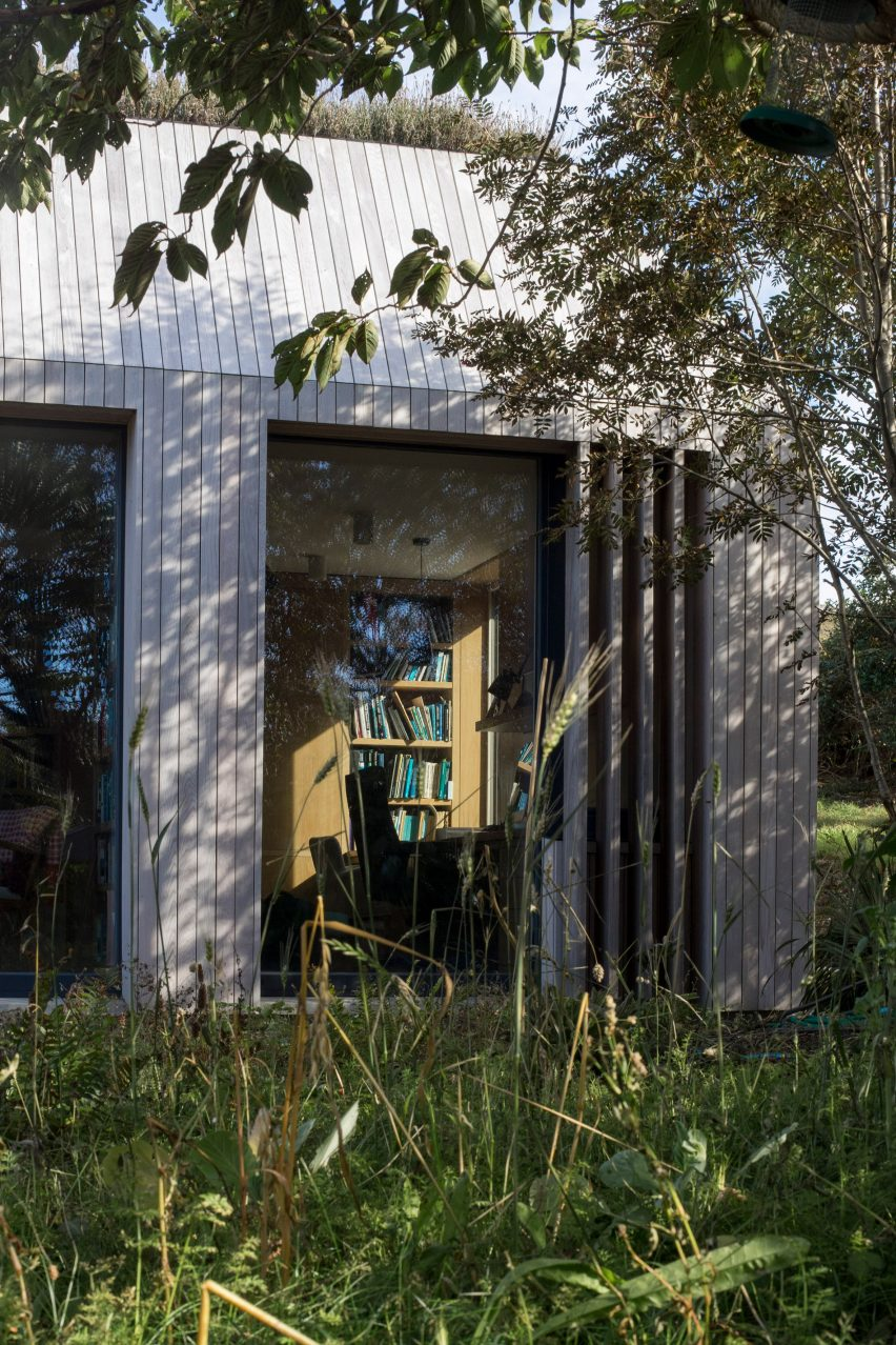 Library Lookout by Tierney Haines Architects