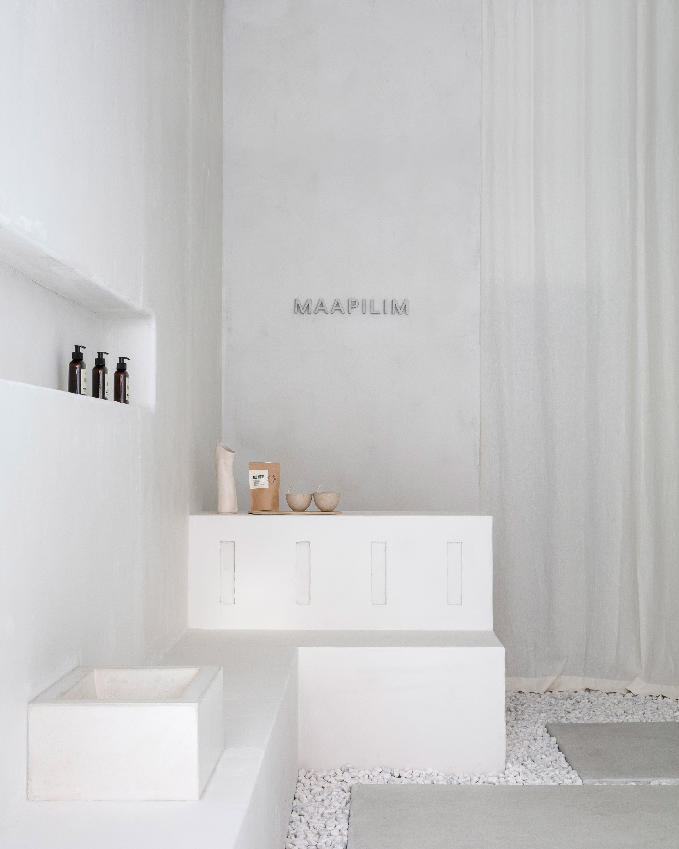 Maapilim New York mens skincare pop up shop by Craft and Bloom