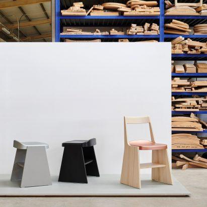 Mattiazzi debuts four new seating designs at Milan Design Week
