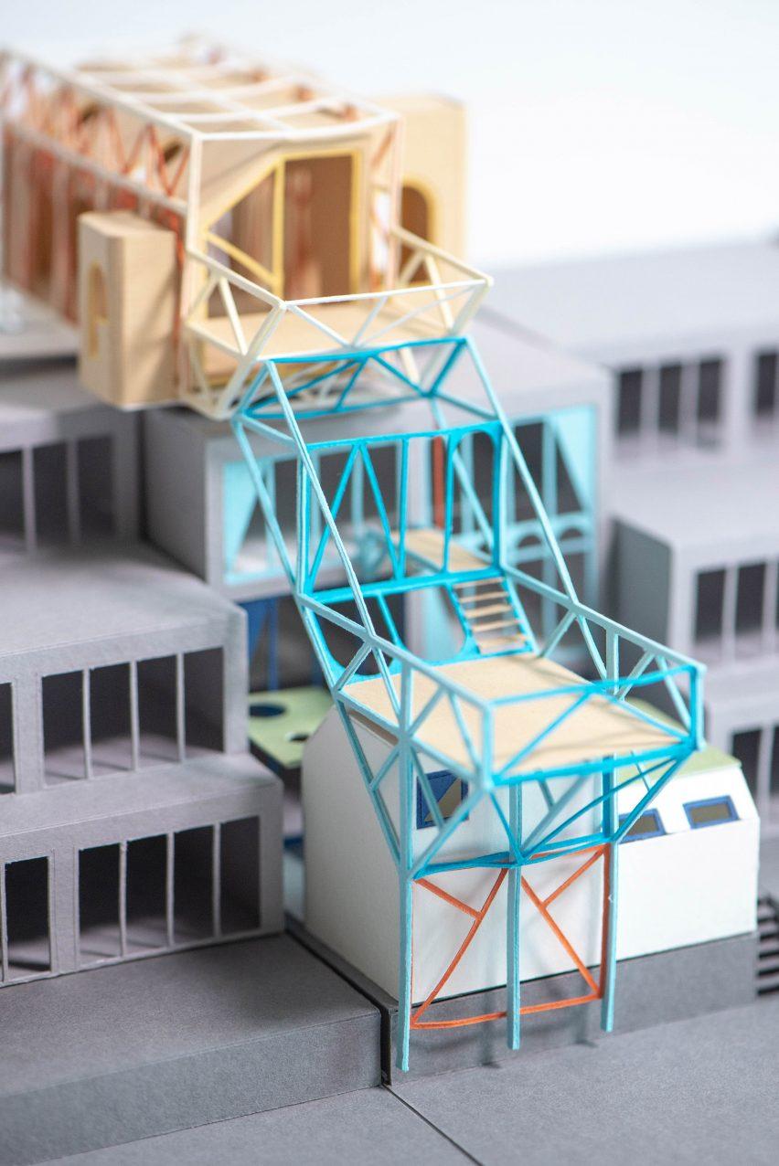 Retrofitting the Community Estate by Michelle Ho