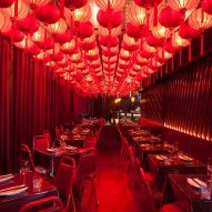 Miss Wong Restaurant in Quebec Canada by Menard Dworkind