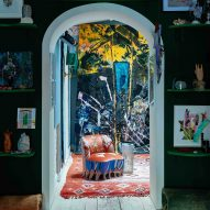 Art, fashion and interiors merge in Mrs and Mr Bateman pop-up shop