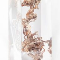 Neri Oxman builds with melanin for Totems project