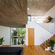 NGA house by Sanuki Daisuke
