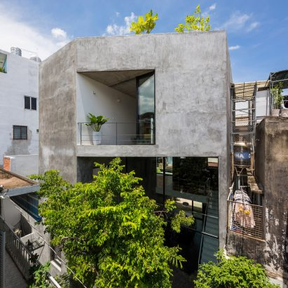 House Design And Architecture In Vietnam Dezeen