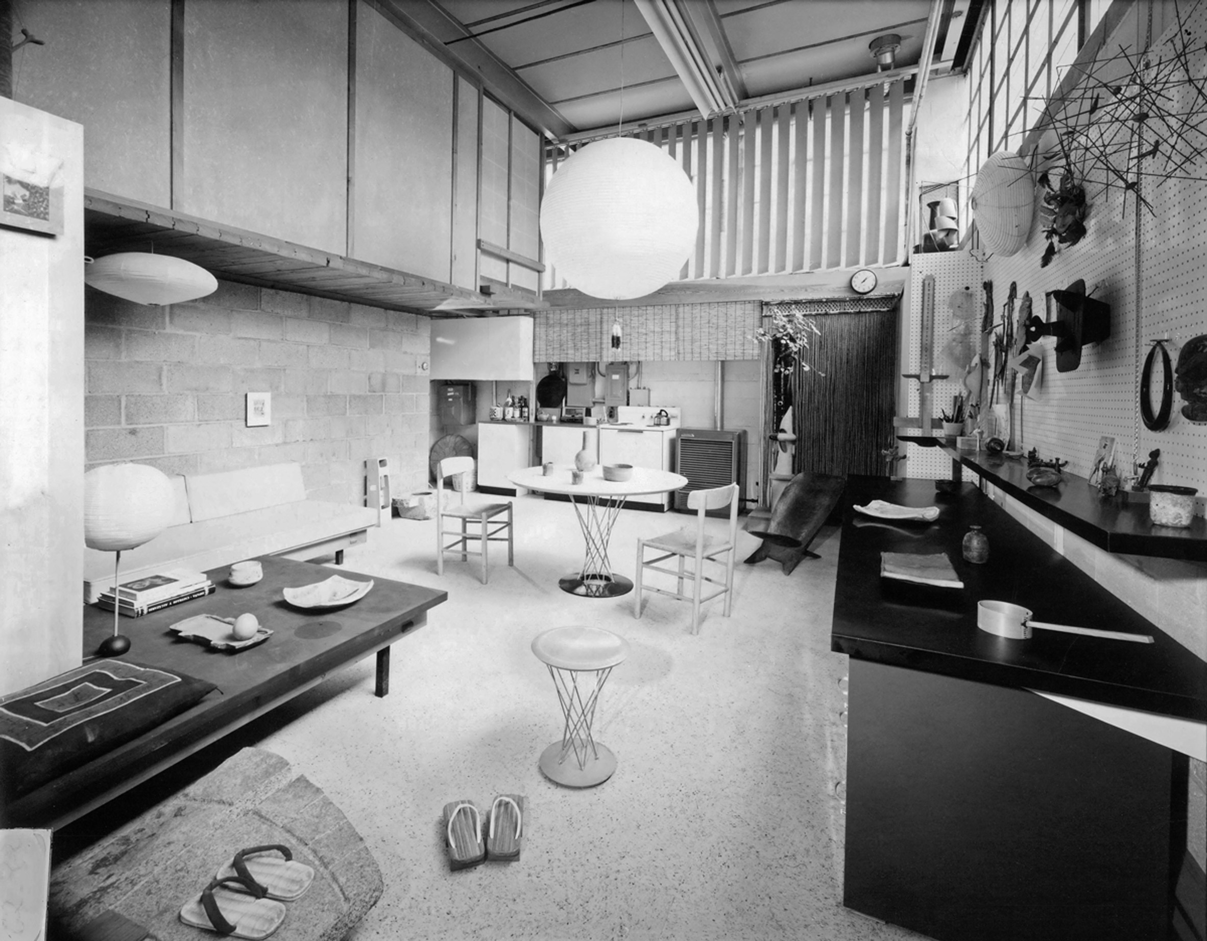 Noguchi Museum by Buro Koray Duman