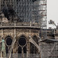Apple has pledged to donate to help rebuild Notre Dame cathedral after the fire