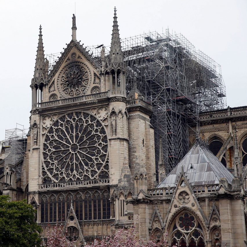 Notre-Dame Cathedral will be rebuilt says Emmanuel Macron as millions are pledged