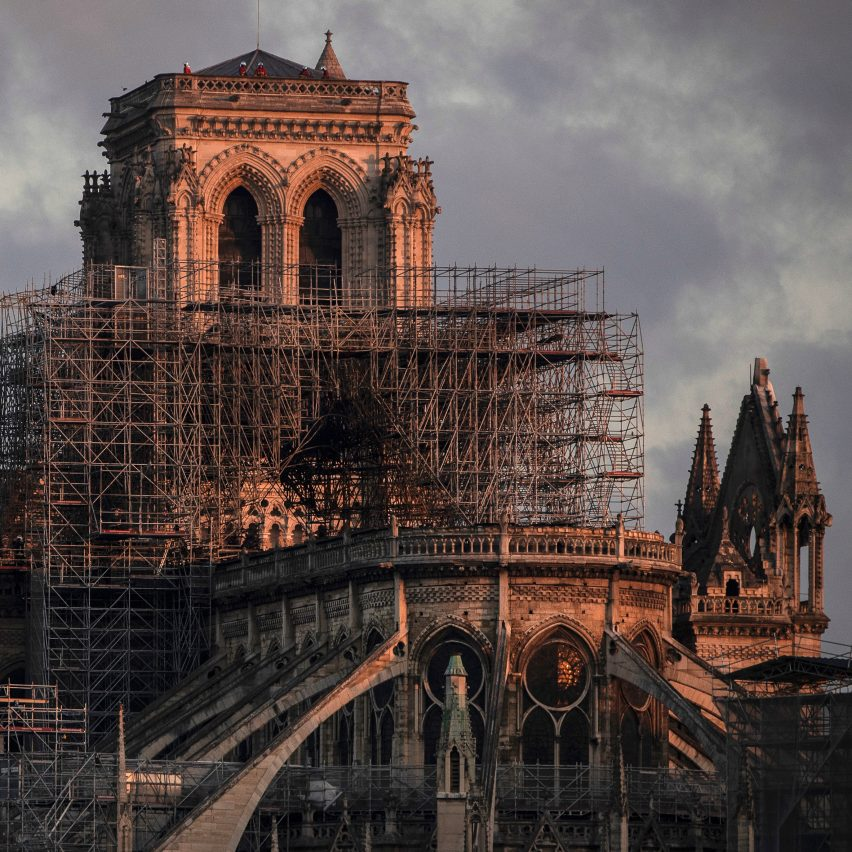 "Notre Dame ""may take a decade or two"" to repair say experts"