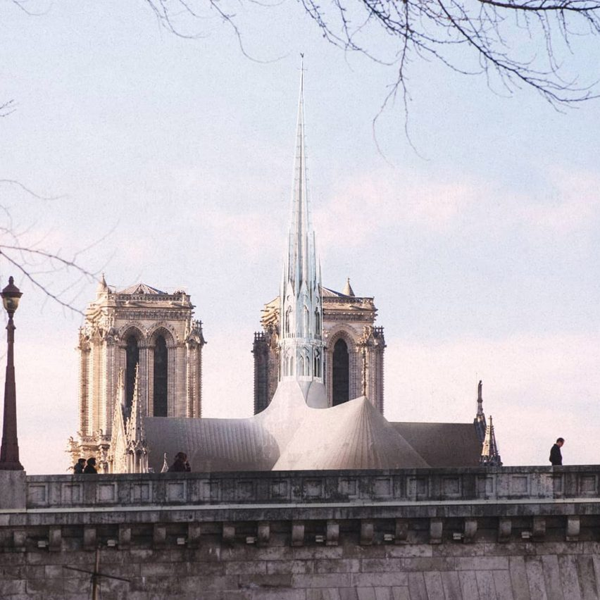 Notre-Dame Cathedral spire: What would Eugène Viollet-le-Duc do
