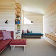 Long Island wetland residence by Ryall Sheridan Architects