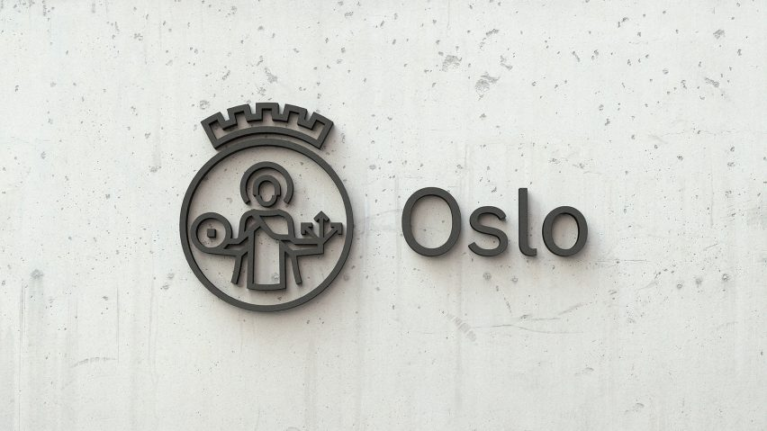 Oslo's new visual identity by Creuna Norway