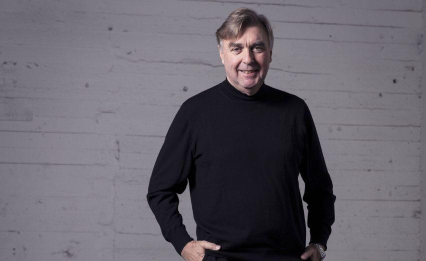 Peter Horbury global head of design at Geely