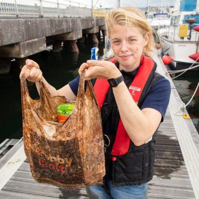 "Biodegradable plastics offer ""no advantage"" over conventional plastics in reducing ocean pollution"